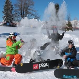 AEvo Stage Snowboard <br> Snowboard <br> 6 giorni