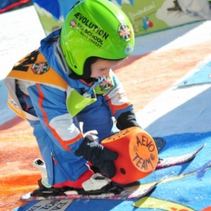 AEvo Try-Out Day Ski <br> BabyVip  <br>SUNDAY